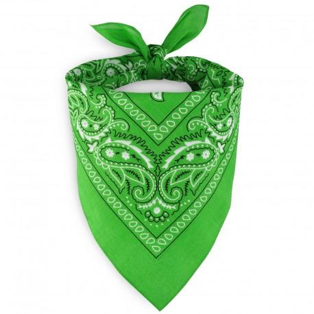 Bandana Verde deschis