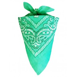 Bandana Mint Green