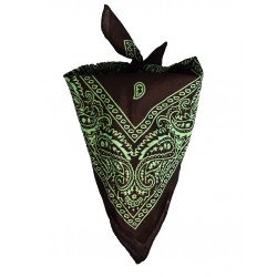 Bandana Black and Green